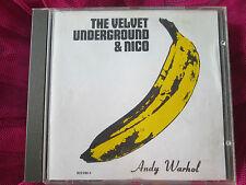 Velvet Underground & Nico Verve Records – 823 290-2 CD Album