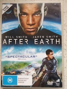 After Earth - DVD R4 - Will Smith