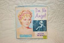 CASTLE FILMS 1042 MAE WEST I'M NO ANGEL SUPER 8 MM B&W FILM