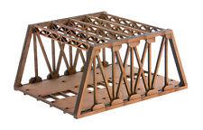 N-BR003 Twin Track Short Girder Rail Bridge N Gauge Model Laser Cut Kit