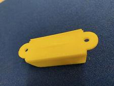 1 Couloir plastique pour flipper Williams//Bally//Gottlieb #9394 jaune pinball