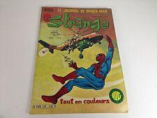 COMICS  EO REVUE STRANGE N° 125 1980