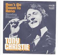 Tony Christie : Don`t go down to Reno