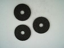 Carbontex Smooth Drag washer kit set Shimano Curado 200B38 Carbon Right /& Left