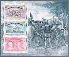 Italie Sc  1885 Christoforo Colombo Bloc