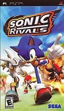 Sonic Rivals (Sony PSP, 2006) complete, good condition