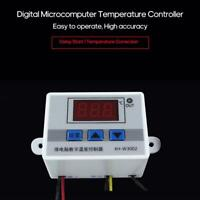 12/24/110-220V Digital LED Temperature Controller Thermostat Switch Control A7T9