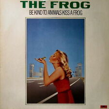 "12"" The Frog être Kind (type) To Animals Kiss A (We Got Love) 80`s Funk - Rock"