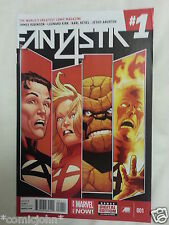 FANTASTIC FOUR # 1.  APRIL 2014. MARVEL NOW SERIES.  NEW, UNCIRCULATED STOCK