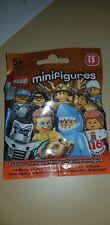 LEGO MINIFIGURES SERIES 15 - SHARK SUIT GUY - 71011 / BRAND NEW, SEALED, GENUINE