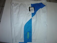 NEW MENS NAUTICA COMPETITION WHITE-ROYAL TENNIS SHORTS SIZE XL