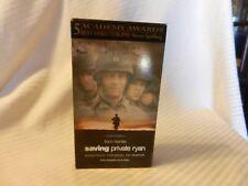 Saving Private Ryan (Vhs, 1999) Tom Hanks, Tom Sizemore, Matt Damon
