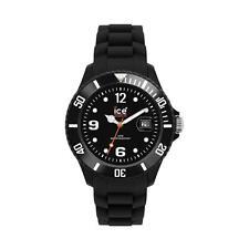 Ice-Watch ICE-SILI Forever Armbanduhr für Unisex (SI.BK.B.S.09)