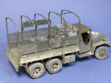 Resicast 1/35 M-1937 Field Range Kitchen Conversion WWII (for Tamiya GMC) 351184