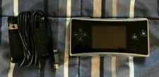 Nintendo Game Boy Micro Console - Black/Silver - Charger Included