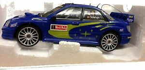 Subaru Impreza style WRC Radio Remote Control Drift Car 1:18 Scale RC function