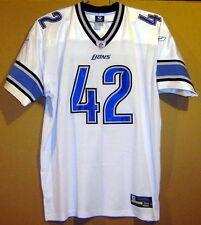 Detroit Lions Sullivan White #42 Nfl Jersey