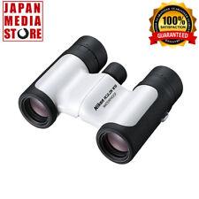 Nikon Binoculars Aculon W10 10x21 White Waterproof Roof Prism From Japan