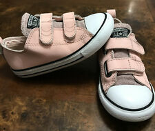 Converse All Star Shoes Girls Toddler ,Pink Color size 9(15.5cm)