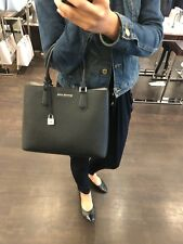 Bolso de Michael Kors / Bag Adele LG cartera piel cuero negro