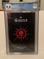 the source 1 CGC 9.8 1:10 Variant