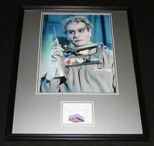 Eli Wallach Mr. Freeze Signed Framed 16x20 Photo Display Batman C