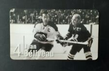 2003-04  MONTREAL CANADIENS SPECIAL EVENTS CARD JEAN BELIVEAU