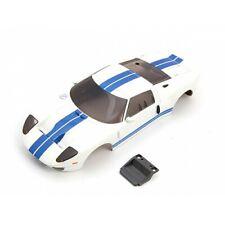 Kyosho Mini-Z iWaver FireLap Ford GT Body (White) AutoScale Body