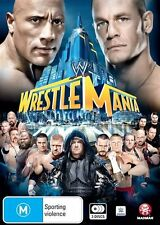 WWE: Wrestlemania 29 NEW R4 DVD