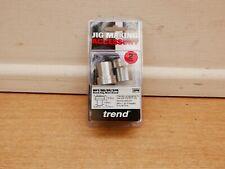 2 x Short Round Bench TREND cani per l'uso con MFT JIG MFT/BD/SR/2PK