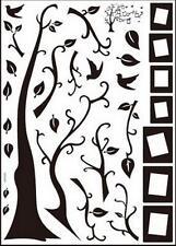 Removable Tree & Bird Decals Vinyl DIY Kitchen Home Room Decor Wall Stickers BB