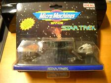 Micro Machine - TNG Fer. Marauder / Borg Cube / Shuttle Ideal Europe Card! Ideal