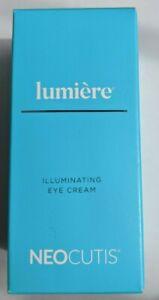 Neo Cutis Lumiere illuminating Eye Cream 0.5 oz/15 ML New Sealed - FREE SHIPPING
