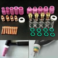 SR 2 pack 2.4mm 13N23L TIG Collets LARGE DIAMETER GAS LENS WP-920