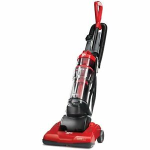 Dirt Devil Power Express Upright Bagless Vacuum, Red, UD20120