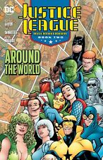 JUSTICE LEAGUE INTERNATIONAL BOOK 02 AROUND THE WORLD - SOFTCOVER