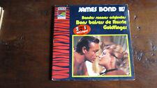 James Bond 007 33 tours Bons baisers de Russie Goldfinger