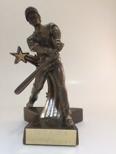 Baseball Super Star Resin Trophy! Free Engraving! Ships In 1 Business Day!