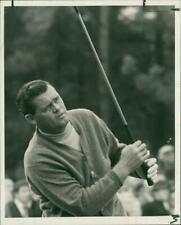 Gay Brewer American professional golfer. - Vintage photograph 1195147