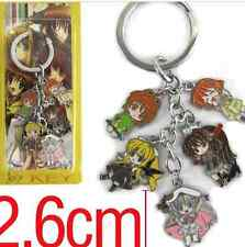 Anime KEY Anime Keychain Clannad Kanon Air Little Busters! ONLY 2 LEFT