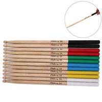 1 pair 40.6cm professional drum sticks 5a wood drum sticks for dru!E