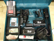 Tassellatore SDS MAKITA BHR261TDP1 BHR261 36V LITIO BL3626 BAP36 bhr262trdj 18v