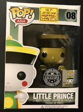 SDCC 2014 FUNKO POP! ASIA JIANGSHI HOPPING GHOSTS THE LITTLE PRINCE (GOLD) #08