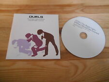 CD Indie Duels - The Bright Lights & What I Should (11 Song) Promo NUDE REC cb