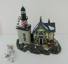 Dept 56 New England Village Trinity Ledge #56611 Never Displayed