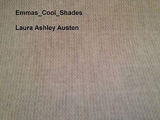 New Handmade Lampshade Laura Ashley Austen Fabric - Drum 20cm Natural