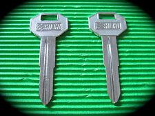 MITSUBISHI Keyblanks x 2 MIT8, Key Blank-Free Delivery
