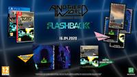 Another World x Flashback Inc Sleeve Nintendo Switch Brand New Sealed AU Stock