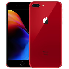 Apple iPhone 8-PLUS-256GB (PRODUCT)RED SPECIAL EDITION-UNLOCKED-USA -BRAND-NEW!!