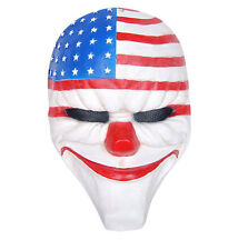 NEW Airsoft Paintball Mask Fabric Plastic Protection Cosplay PAYDAY Dallas Joker